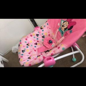 Other - Minnie Mouse rocker